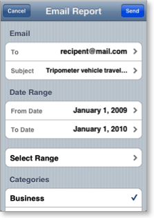 tripometer screenshots